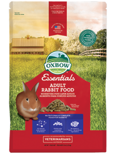 OXBOW ADULT RABBIT 2,270kg