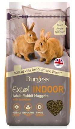 BURGESS RABBIT INDOOR (per conigli che vivono in casa)