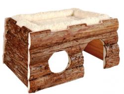 Casetta con lettino