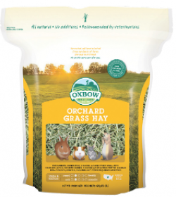 OXBOW ORCHARD GRASS HAY 425gr