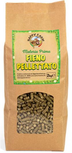 HAPPY FARM FIENO IN PELLET  kg. 2