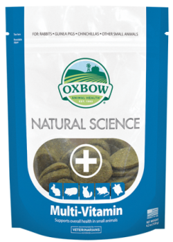 OXBOW MULTI VITAMIN 60pz