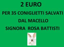DONAZIONE DI 2 EURO
