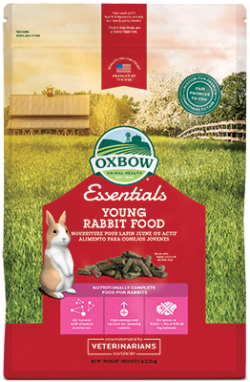 OXBOW YOUNG RABBIT 2,270 kg